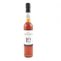 Desetileté portské bílé víno
