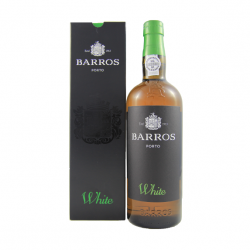 WHITE PORT WINE - BARROS...
