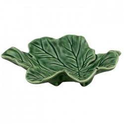 Leaf shaped plate, 120mm