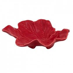 Decorative star leaf plate,...