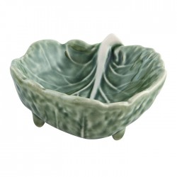 SMALL DIP BOWL, 9 CM, CABBAGE