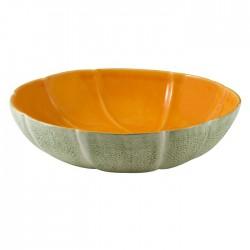 Fruit bowl, watermelon shape