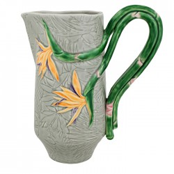 Pitcher with flowers, 2 l