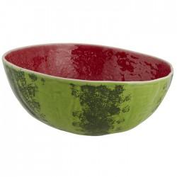 Salad bowl, watermelon