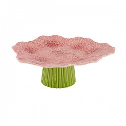 Cake flower-shaped stand,...