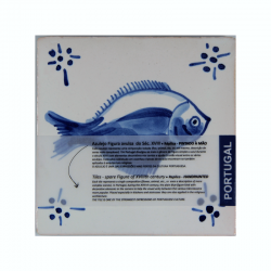 PEIXE - CERAMIC TILE FISH