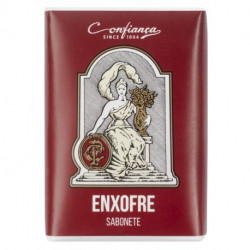 CONFIANCA SOAP ENXOFRE 75G