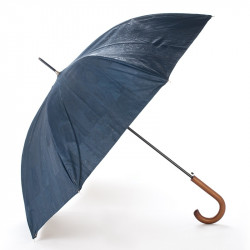 CORK UMBRELLA DARK BLUE