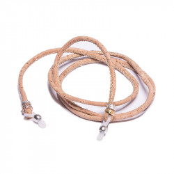 RIBBON FOR GLASSES (BEIGE)