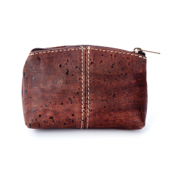 SMALL PURSE (CHOCOLATE BROWN)