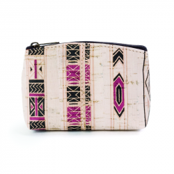 SMALL PURSE (ETHNIC WHITE...