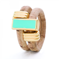 """""""PASSION"""" TURQUOISE RING..."""