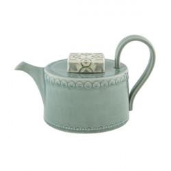 TEA POT, MORNING BLUE