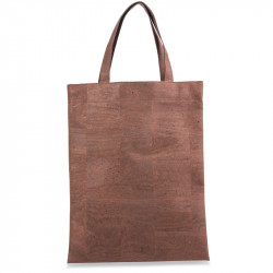 SHOPPING BAG (CHOCOLATE BROWN)