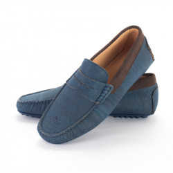 CORK MOCASSINS FOR MEN WITH...