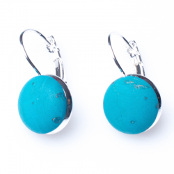 SMALL EARRINGS (TURQUOISE)