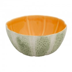 BOWL - 13 CM, GREEN AND...