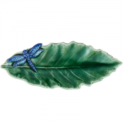 CHESTNUT LEAF WITH...