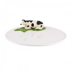 CHEESE TRAY - 28,5 CM, MEADOW
