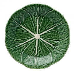 PLATE 19 CM, CABBAGE