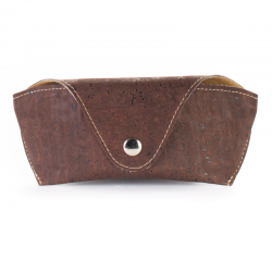 GLASSES CASE (BROWN)