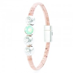 BRACELET WITH BEADS AND...