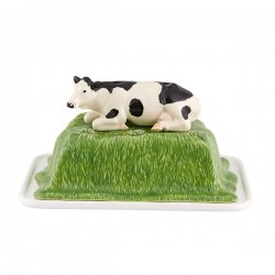 BUTTER DISH, MEADOW