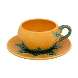 TEA CUP AND SAUCER FROM...