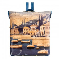 CORK BACKPACK 3 IN 1 - ITALY