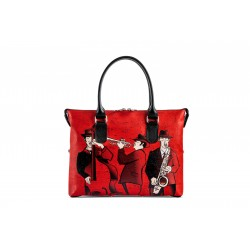 CORK HANDBAG 3 IN 1 - JAZZ