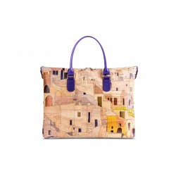 CORK HANDBAG 3 IN 1 - GREECE