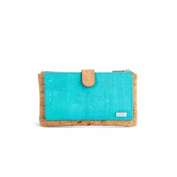 PURSE/WALLET - TURQUOISE...