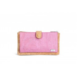 PURSE/WALLET - PINK AND...