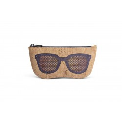 GLASSES CASE (BEIGE + DARK...
