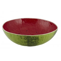 SALAD BOWL - 35 CM, WATERMELON