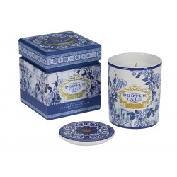 CANDLE - GOLD & BLUE, 215g