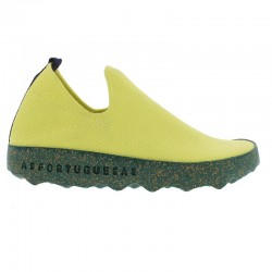 "TRAINERS ""CARE"" YELLOW"