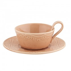 CUP WITH SAUCER, NUANCE...