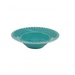 SOUP PLATE 2,5 ACQUA GREEN...