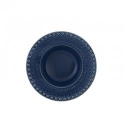 SOUP PLATE 21,5 BLUE FANT AZUL