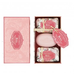 GIFT SET OF SOAP - ROSES,...