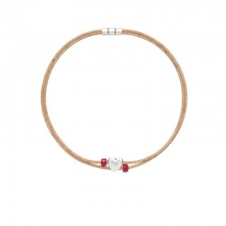 NECKLACE WITH VIANA HEART