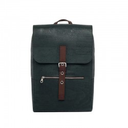 BIG GREEN AND BROWN BACKPACK