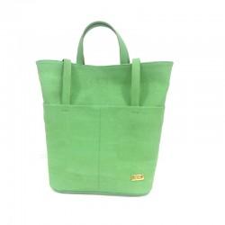 CORK HANDBAG/BAG - GREEN