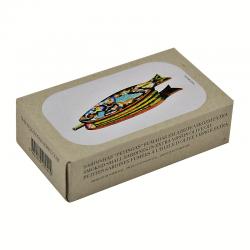 Malé uzené sardinky v extra...