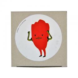 Džem z červené papriky