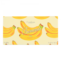 Banana soap, 3x140g