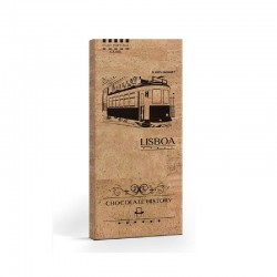 Chocolate History Lisboa 125g