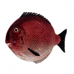 Fish-shaped plate 27,5 cm