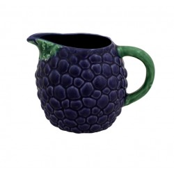 Grape-formed jug, ceramic